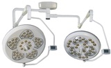 Ceiling armed double dome LED OT light B3/5